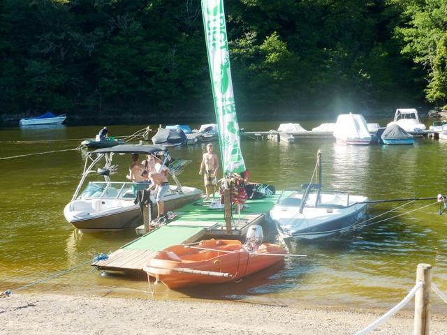 Les bateaux du SMFB